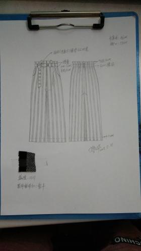 2017冬季阔腿裤