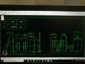 服装CAD打版