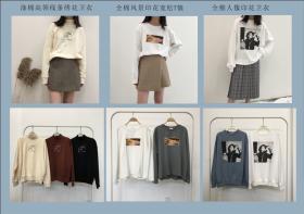卫衣和T恤