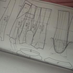 CAD制版与缝制