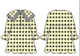 童装款式-连衣裙