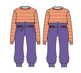 童装款式-套装