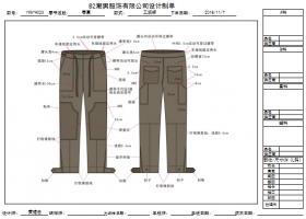 工装裤流行趋势设计