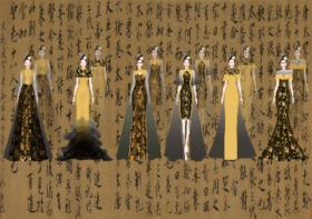 香云纱系列设计