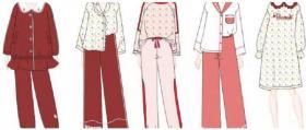 女装家居服系列