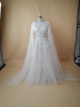 婚纱礼服作品