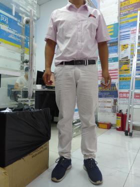 男装韩版裤。