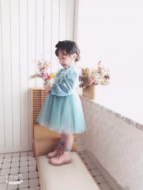 北欧、日韩风纱裙