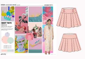 款式图合集(A字裙,衬衫,半身裙,西装套装,卫衣,T恤)