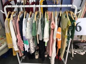 这是在广州承途服饰协助总监做出来的一盘春夏产品