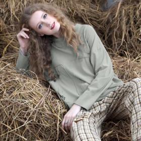 女装 针织 卫衣