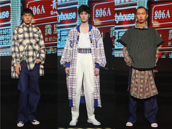直击上海时装周:GQ 在女装周办了场男装大赛