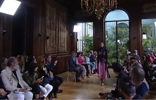 VALENTINO 2017春夏巴黎时装发布会