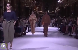 STELLA MCCARTNEY 2017春夏巴黎时装发布会