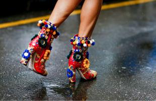 穿上一双好靴,带你去最美的地方
